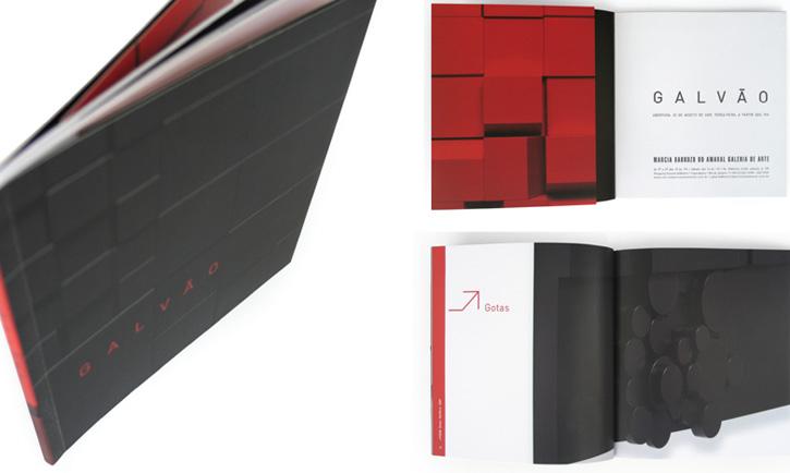 <p>cliente// Marcia Barrozo do Amaral Galeria de Arte</p> <p>designer assistente// Christiane Krämer</p> <p></p>