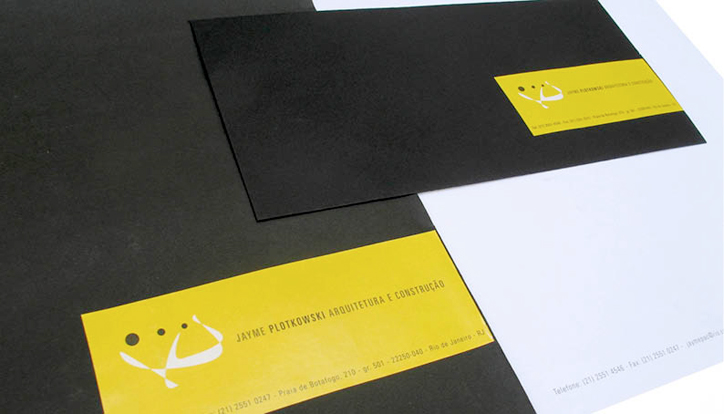 <p>cliente// Jayme Plotkowski</p> <p>designer// Ruth Freihof</p>